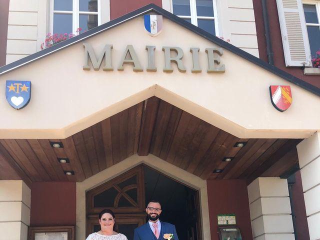 Le mariage de Guillaume et Cecile à Dietwiller, Haut Rhin 6