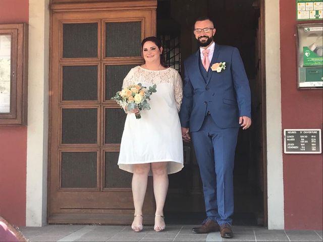 Le mariage de Cecile et Guillaume