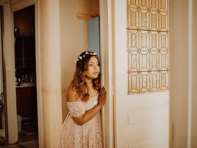 Le mariage de Valentin et Medanie à Anse, Rhône 2