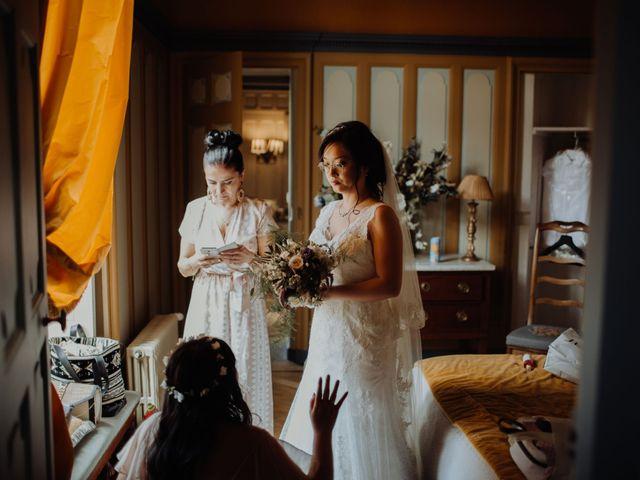 Le mariage de Valentin et Medanie à Anse, Rhône 17