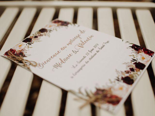 Le mariage de Valentin et Medanie à Anse, Rhône 26