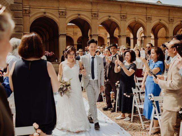 Le mariage de Valentin et Medanie à Anse, Rhône 29