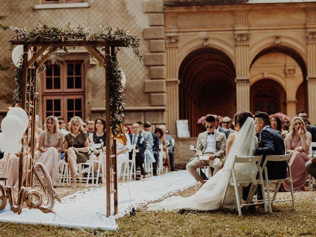 Le mariage de Valentin et Medanie à Anse, Rhône 30