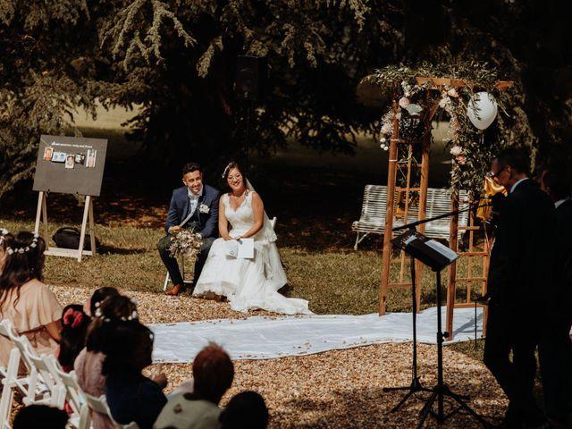 Le mariage de Valentin et Medanie à Anse, Rhône 34