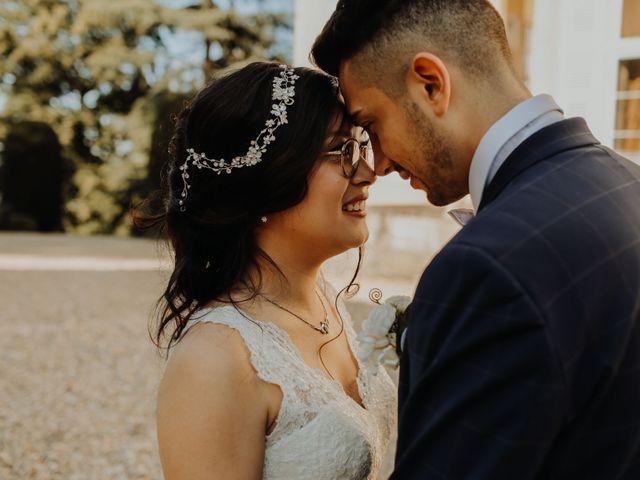 Le mariage de Valentin et Medanie à Anse, Rhône 37