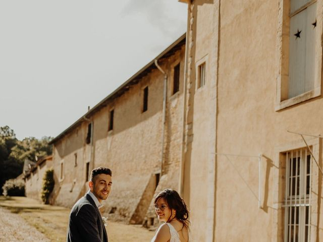Le mariage de Valentin et Medanie à Anse, Rhône 38