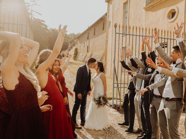 Le mariage de Medanie et Valentin