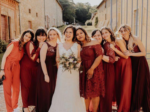 Le mariage de Valentin et Medanie à Anse, Rhône 41