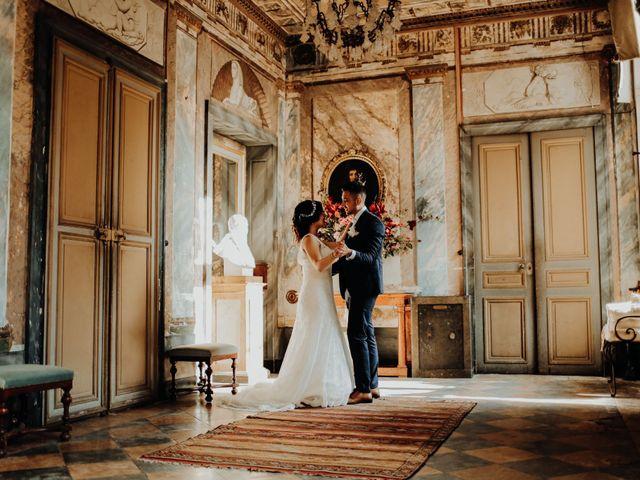 Le mariage de Valentin et Medanie à Anse, Rhône 43