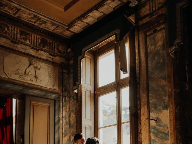 Le mariage de Valentin et Medanie à Anse, Rhône 45