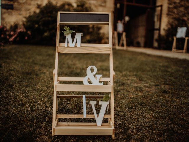 Le mariage de Valentin et Medanie à Anse, Rhône 54