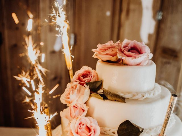 Le mariage de Valentin et Medanie à Anse, Rhône 58