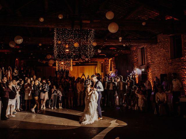 Le mariage de Valentin et Medanie à Anse, Rhône 60