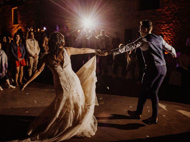 Le mariage de Valentin et Medanie à Anse, Rhône 61