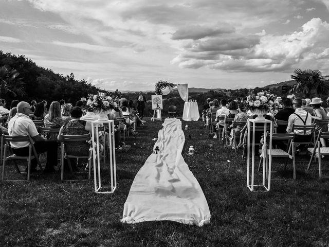 Le mariage de Jean Baptiste et Pauline à Lempdes, Puy-de-Dôme 11