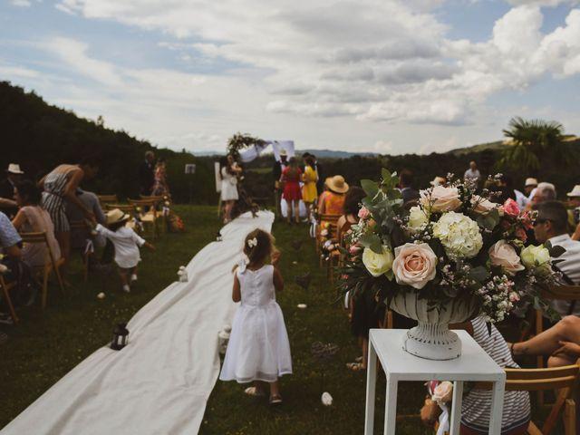 Le mariage de Jean Baptiste et Pauline à Lempdes, Puy-de-Dôme 12