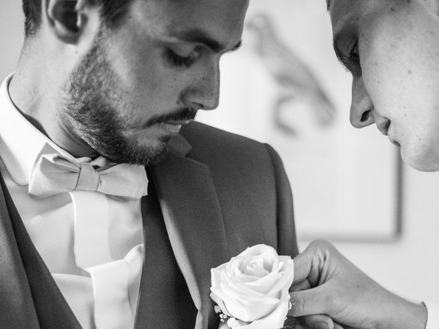 Le mariage de Romain et Amélie à Saint-Cyr-sur-Loire, Indre-et-Loire 5