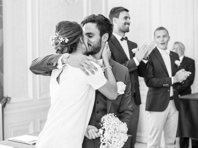Le mariage de Romain et Amélie à Saint-Cyr-sur-Loire, Indre-et-Loire 12