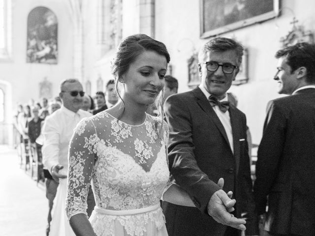 Le mariage de Romain et Amélie à Saint-Cyr-sur-Loire, Indre-et-Loire 14