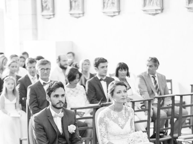 Le mariage de Romain et Amélie à Saint-Cyr-sur-Loire, Indre-et-Loire 16