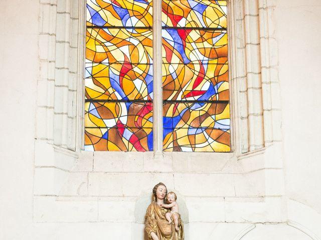 Le mariage de Romain et Amélie à Saint-Cyr-sur-Loire, Indre-et-Loire 17