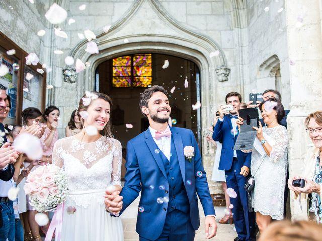 Le mariage de Romain et Amélie à Saint-Cyr-sur-Loire, Indre-et-Loire 18
