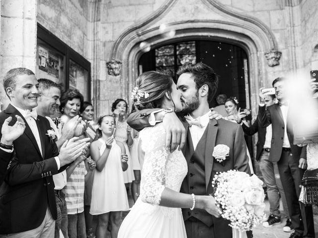 Le mariage de Romain et Amélie à Saint-Cyr-sur-Loire, Indre-et-Loire 19