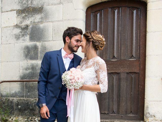 Le mariage de Romain et Amélie à Saint-Cyr-sur-Loire, Indre-et-Loire 20
