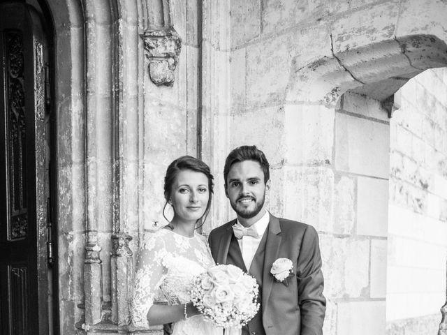 Le mariage de Romain et Amélie à Saint-Cyr-sur-Loire, Indre-et-Loire 21