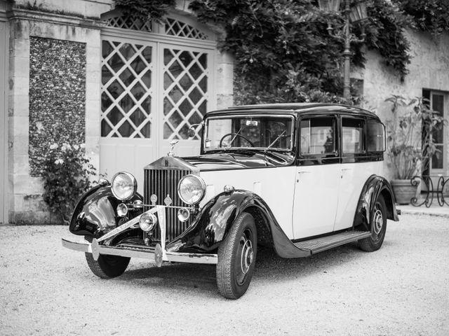 Le mariage de Romain et Amélie à Saint-Cyr-sur-Loire, Indre-et-Loire 22