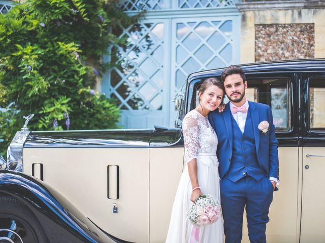 Le mariage de Romain et Amélie à Saint-Cyr-sur-Loire, Indre-et-Loire 24