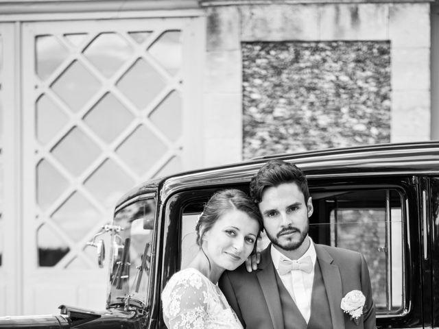 Le mariage de Romain et Amélie à Saint-Cyr-sur-Loire, Indre-et-Loire 25