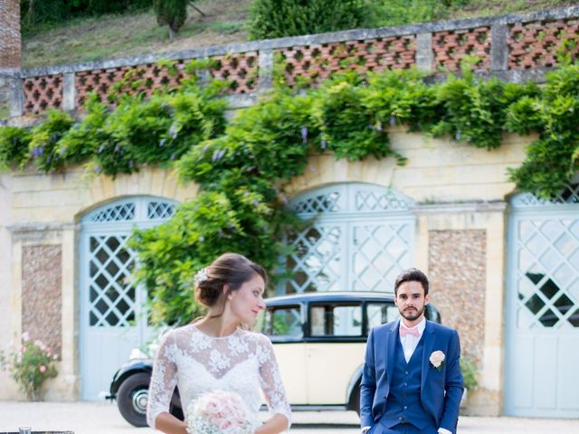 Le mariage de Romain et Amélie à Saint-Cyr-sur-Loire, Indre-et-Loire 26