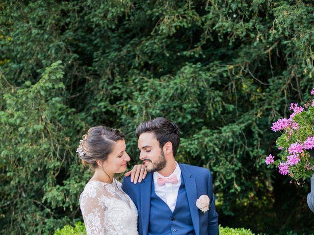 Le mariage de Romain et Amélie à Saint-Cyr-sur-Loire, Indre-et-Loire 27