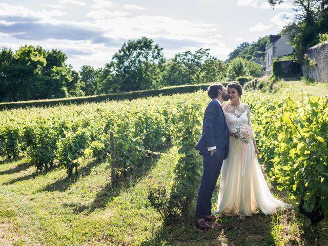 Le mariage de Romain et Amélie à Saint-Cyr-sur-Loire, Indre-et-Loire 28