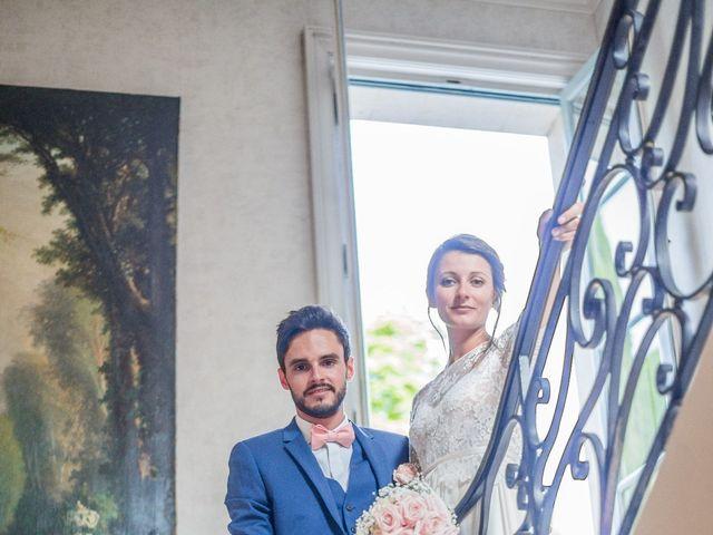 Le mariage de Romain et Amélie à Saint-Cyr-sur-Loire, Indre-et-Loire 30
