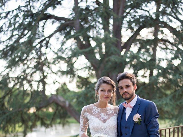 Le mariage de Romain et Amélie à Saint-Cyr-sur-Loire, Indre-et-Loire 32
