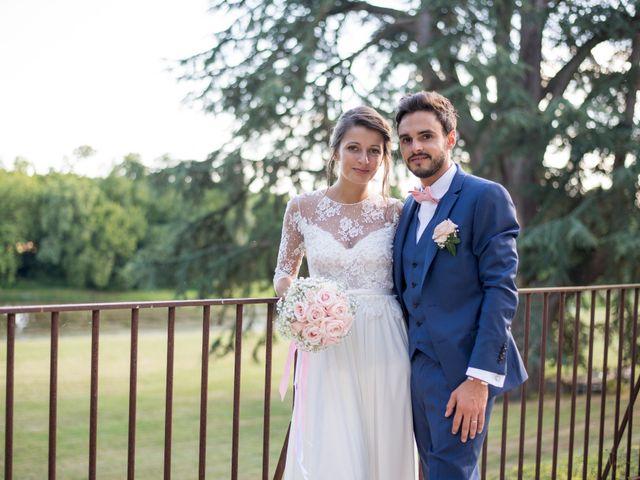Le mariage de Romain et Amélie à Saint-Cyr-sur-Loire, Indre-et-Loire 33