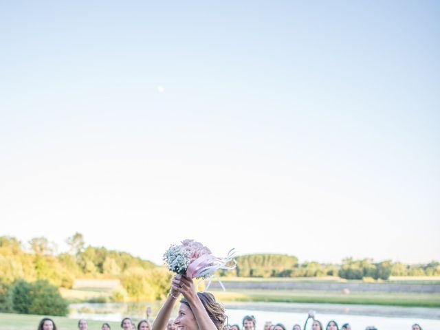 Le mariage de Romain et Amélie à Saint-Cyr-sur-Loire, Indre-et-Loire 41