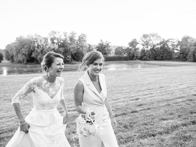 Le mariage de Romain et Amélie à Saint-Cyr-sur-Loire, Indre-et-Loire 42