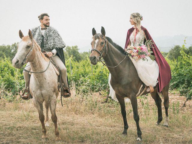 Le mariage de Ludivine et Mikaël à Roquebrune-sur Argens, Var 20