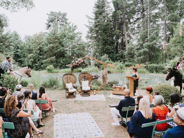 Le mariage de Ludivine et Mikaël à Roquebrune-sur Argens, Var 21