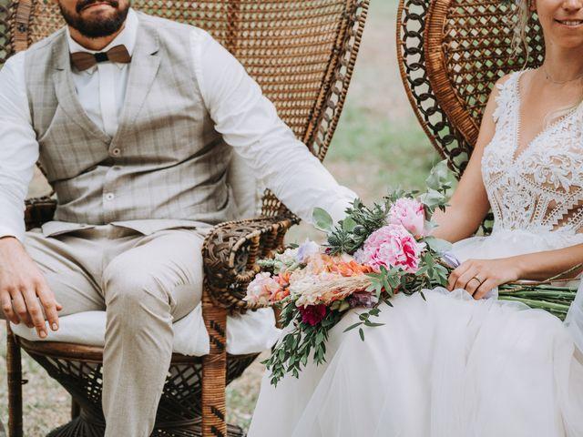 Le mariage de Ludivine et Mikaël à Roquebrune-sur Argens, Var 23