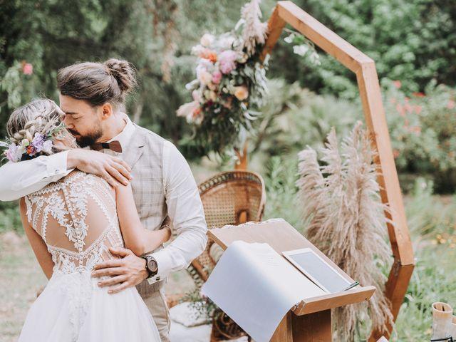 Le mariage de Mikaël et Ludivine