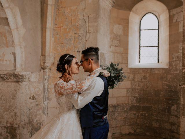 Le mariage de Laureline et Boris