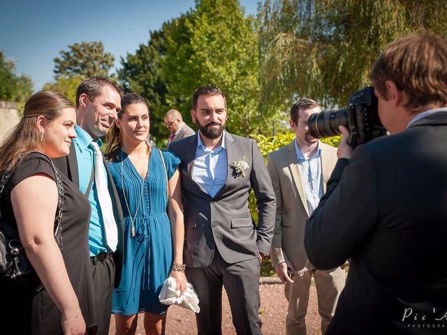 Le mariage de Sébastien et Amandine à Chambly, Oise 19