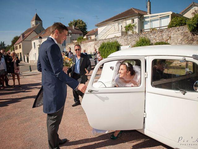 Le mariage de Sébastien et Amandine à Chambly, Oise 22