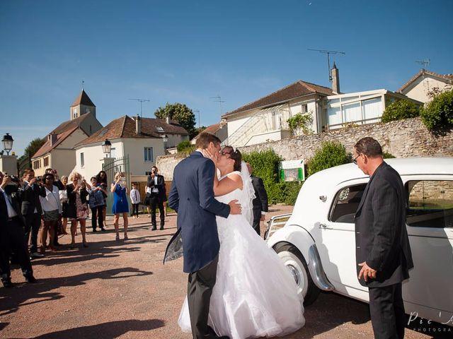 Le mariage de Sébastien et Amandine à Chambly, Oise 23