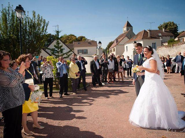 Le mariage de Sébastien et Amandine à Chambly, Oise 24