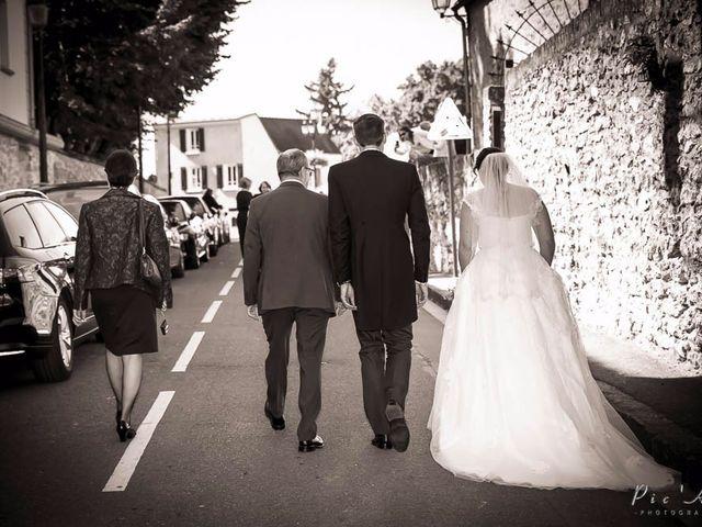 Le mariage de Sébastien et Amandine à Chambly, Oise 27